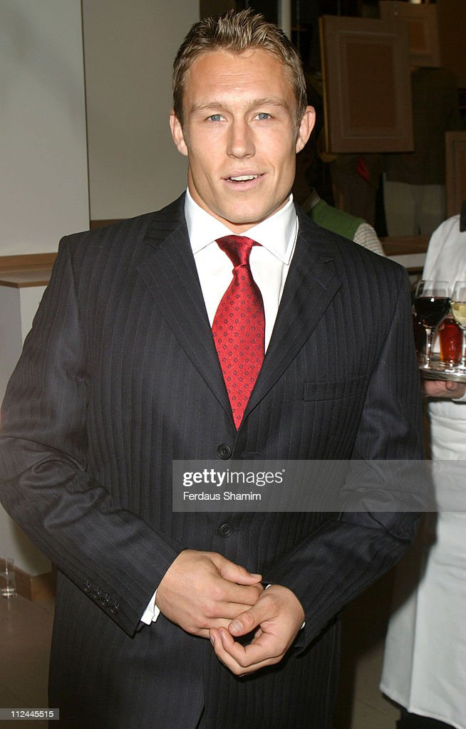 <a gi-track='captionPersonalityLinkClicked' href=/galleries/search?phrase=Jonny+Wilkinson&family=editorial&specificpeople=159417 ng-click='$event.stopPropagation()'>Jonny Wilkinson</a> during <a gi-track='captionPersonalityLinkClicked' href=/galleries/search?phrase=Jonny+Wilkinson&family=editorial&specificpeople=159417 ng-click='$event.stopPropagation()'>Jonny Wilkinson</a> Attends The Hackett 21st Birthday Party at Hackett Store, Sloane Square in London, Great Britain.