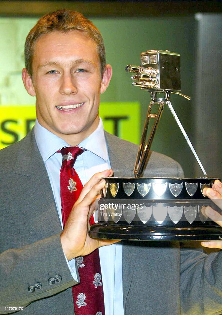 Jonny Wilkinson wins BBC Sports Personality Of The Year