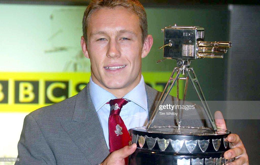 Jonny Wilkinson wins BBC Sports Personality Of The Year