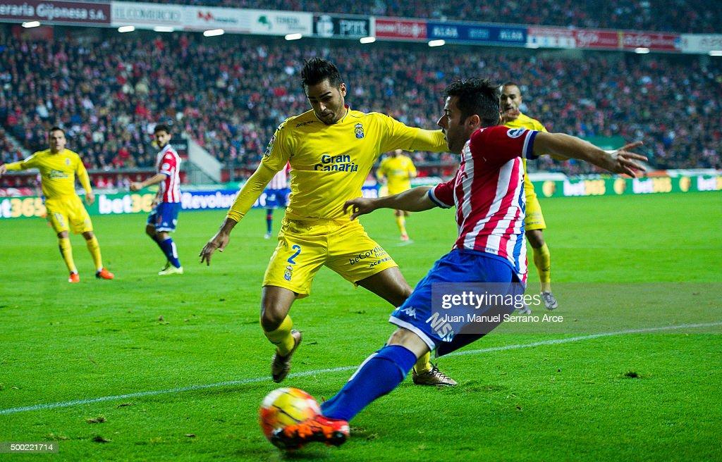 Sporting Gijon v UD Las Palmas - La Liga