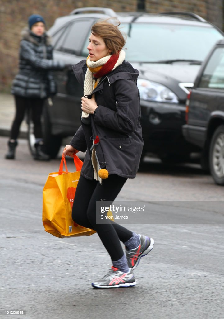 Jools Oliver sighting on March 22, 2013 in London, England.