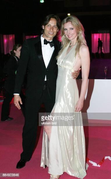 Joop Jette Designerin D mit ihrem Ehemann Christian Elsen