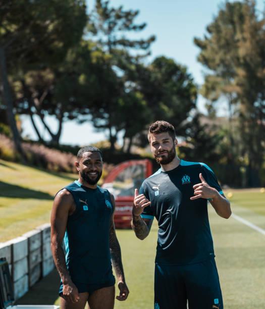 PRT: Olympique de Marseille Training Camp - Day 1