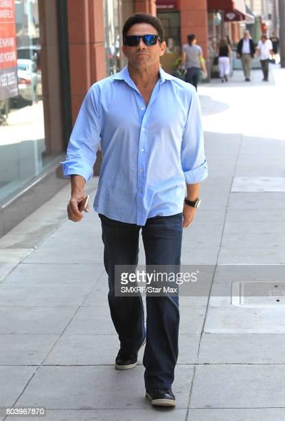 Jordan Belfort is seen on June 29 2017 in Los Angeles California