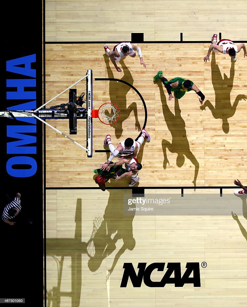 NCAA Basketball Tournament - Third Round - Omaha