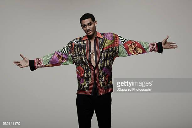 Jordan Clarkson is photographed for FSHN Magazine on January 19 2016 in Los Angeles California PUBLISHED IMAGE