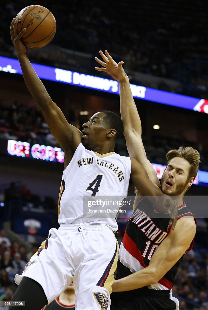 Portland Trail Blazers v New Orleans Pelicans