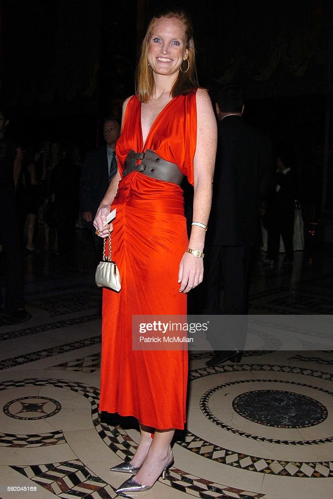 Jordan Daly attends New Yorkers For Children 10th Anniversary Fall Gala at Cipriani 42nd Street on September 21 2005 in New York City