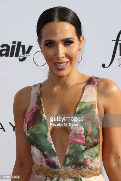Jordan Duffy attends the Daily Front Row's 3rd Annual Fashion Los Angeles Awards at Sunset Tower Hotel on April 2 2017 in West Hollywood California