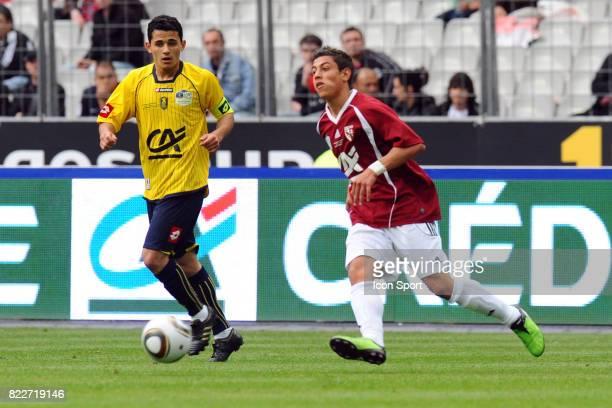 Jordan FAUCHER Metz / Sochaux Finale Coupe Gambardella Stade de France Saint Denis