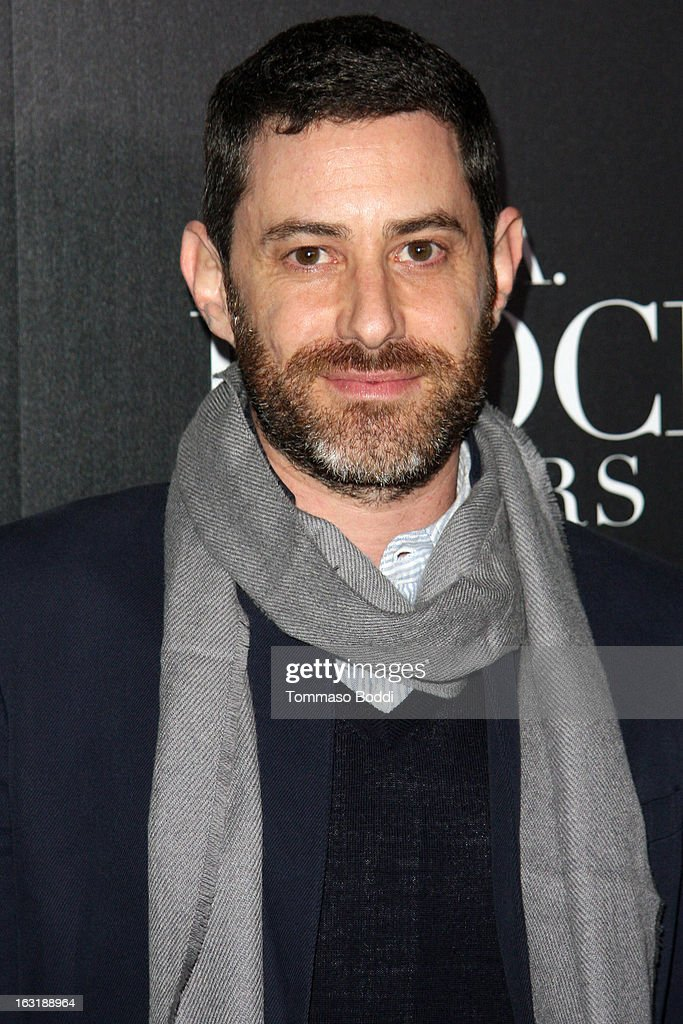 Jordan Feldman attends the 'L.A.Frock Stars' Los Angeles screening and party held at the LACMA on March 5, 2013 in Los Angeles, California.