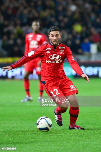 Jordan FERRI Nantes / Lyon 16eme journee de Ligue 1 Photo Dave Winter / Icon Sport