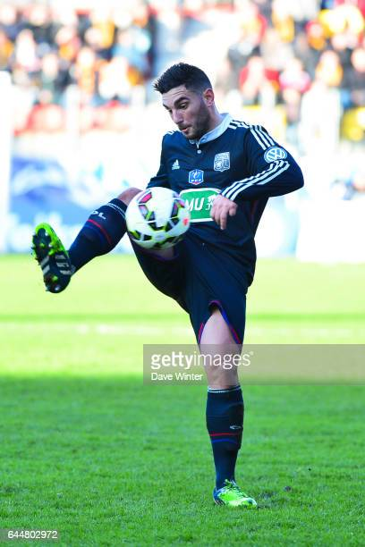 Jordan FERRI Lens / Lyon Coupe de France Photo Dave Winter / Icon Sport