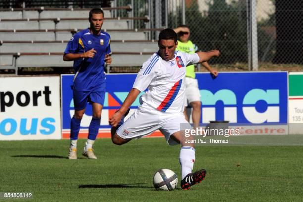 Jordan FERRI Arles Avignon / Reserve Lyon Match Amical Villefranche sur Saone