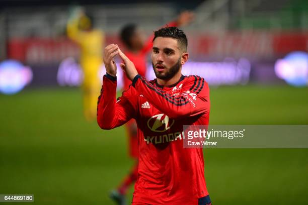 Jordan FERRI Troyes / Lyon 12eme journee de Ligue 1 Photo Dave Winter / Icon Sport