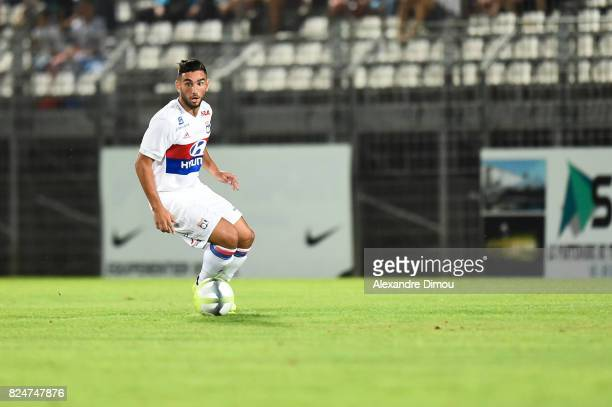 Jordan Ferri of Lyon during the Friendly match between Montpellier Herault and Olympique Lyonnais on July 30 2017 in Montpellier France