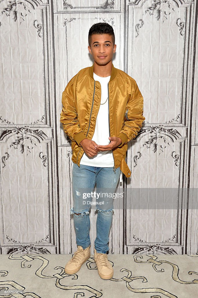 "AOL Build Speaker Series - Actor And Musician Jordan Fisher  Discusses His New Single ""All About US"""