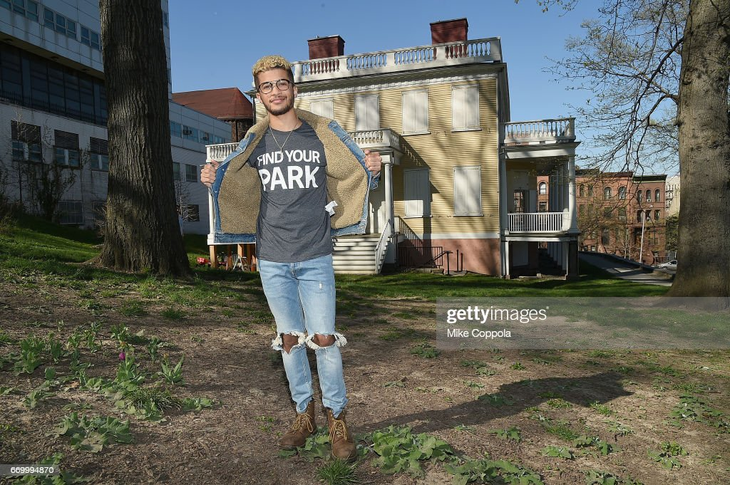 Jordan Fisher Partners With The National Park Foundation To Uncover The Surprising History Of Alexander Hamilton At Hamilton Grange National Memorial