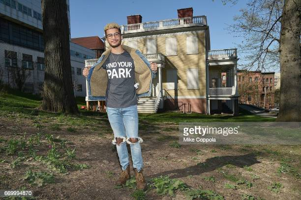 Jordan Fisher partners with the National Park Foundation to uncover the surprising history of Alexander Hamilton at Hamilton Grange National Memorial...