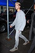 Celebrity Sightings in New York City - November 22, 2017