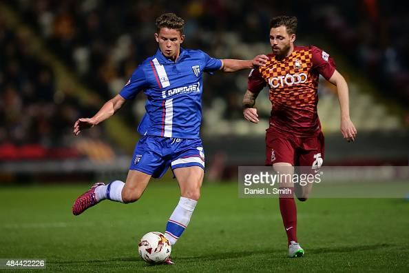 Bradford City v Gillingham - Sky Bet League One : News Photo