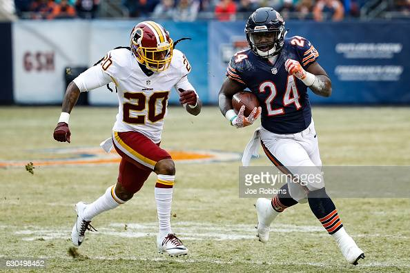 Washington Redskins v Chicago Bears : News Photo