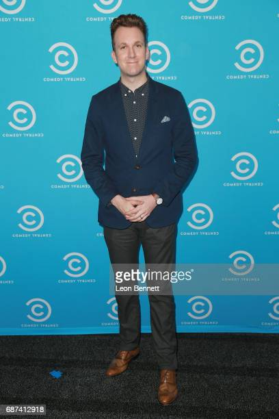 Jordan Klepper attends Comedy Central's LA Press Day at Viacom Building on May 23 2017 in Los Angeles California
