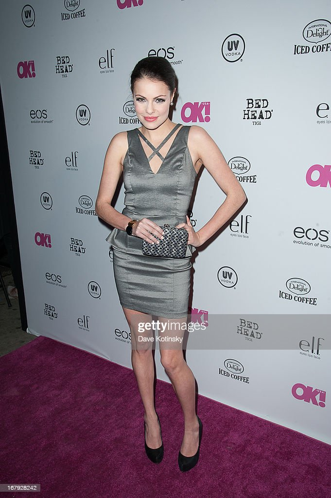 Jordan Lane Price attends OK! Magazine 'So Sexy' Party at Marquee on May 1, 2013 in New York City.