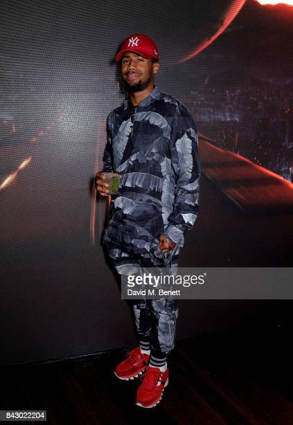 Jordan Lee of Five After Midnight attends the Destiny 2 launch event on PlayStation 4 Available from Wednesday 6th September 2017 #Destiny2 at...