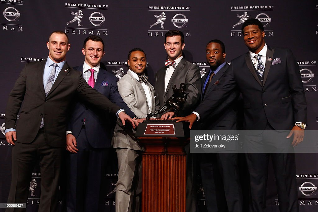 2013 Heisman Trophy Presentation