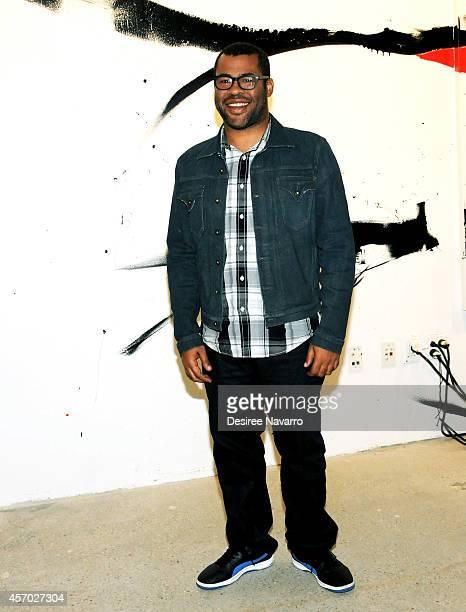 Jordan Peele attends AOL's BUILD Speaker Series on October 10 2014 in New York City