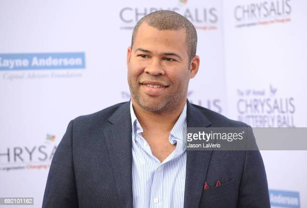 Jordan Peele attends the 16th annual Chrysalis Butterfly Ball on June 3 2017 in Brentwood California