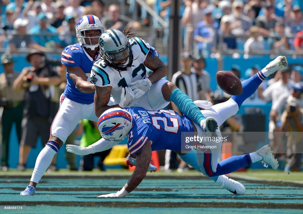 Buffalo Bills v Carolina Panthers