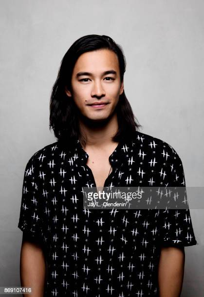Jordan Rodrigues from the film 'Lady Bird' poses for a portrait at the 2017 Toronto International Film Festival for Los Angeles Times on September 8...
