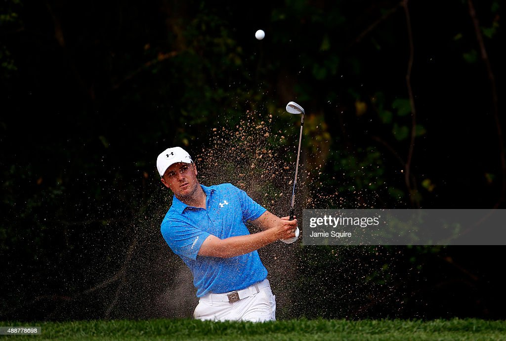 Bmw Championship Round One Getty Images