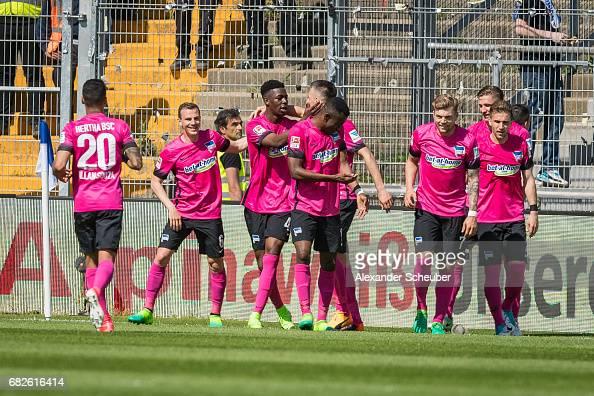SV Darmstadt 98 v Hertha BSC - Bundesliga : News Photo