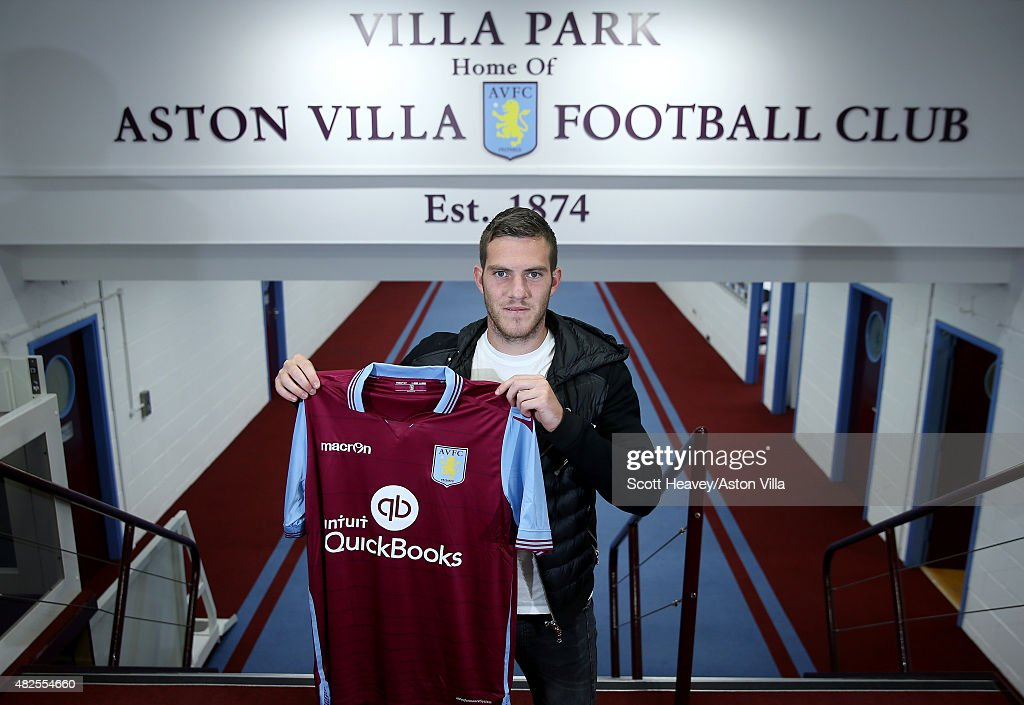 Aston Villa Unveil New Signing Jordan Veretout