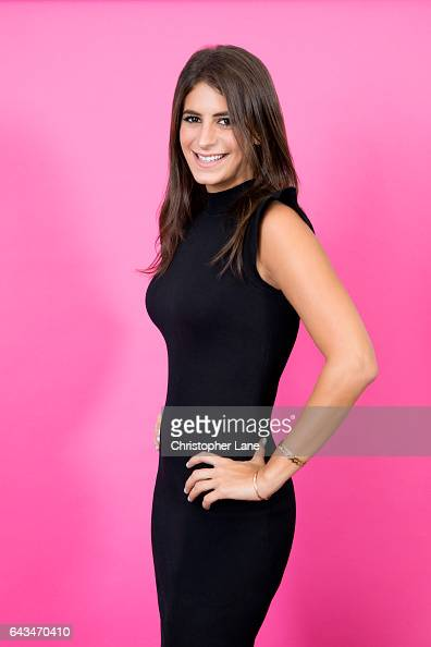 Jordana Abraham of Betches is photographed for The Guardian Magazine on September 29 2016 in New York City