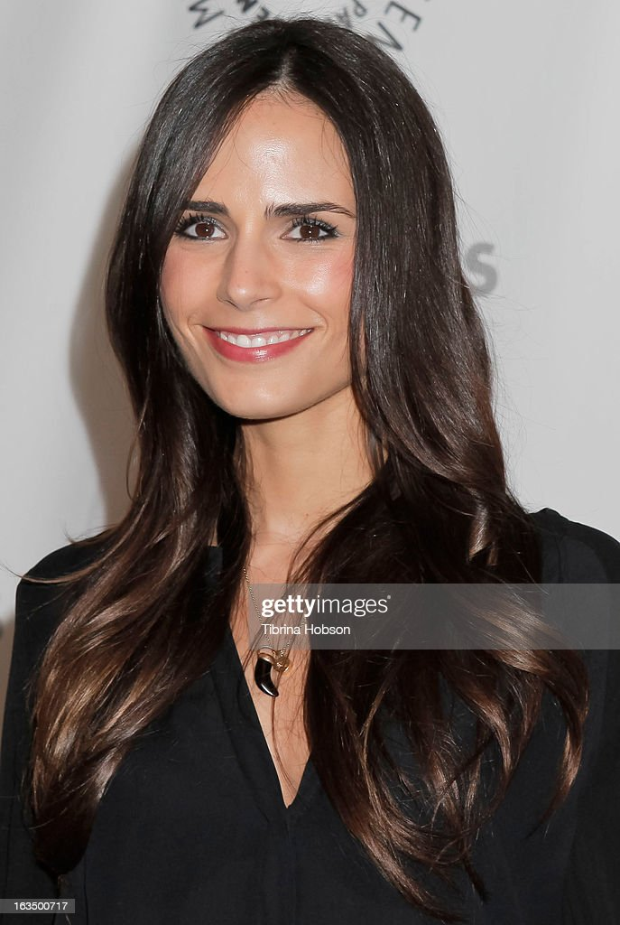 Jordana Brewster arrives to the 30th annual PaleyFest for 'Dallas' at Saban Theatre on March 10, 2013 in Beverly Hills, California.