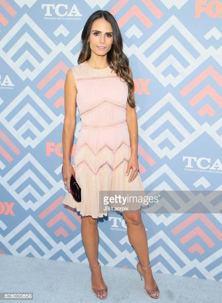 Jordana Brewster attends the 2017 Summer TCA Tour 'Fox' on August 08 2017 in Los Angeles California