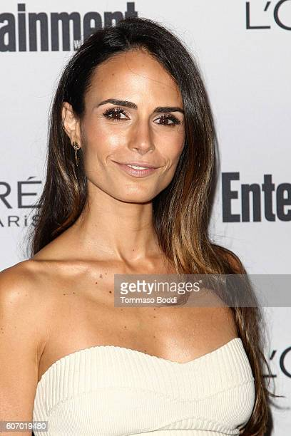 Jordana Brewster attends the Entertainment Weekly's 2016 PreEmmy Party held at Nightingale Plaza on September 16 2016 in Los Angeles California