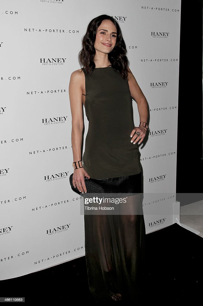 <a gi-track='captionPersonalityLinkClicked' href=/galleries/search?phrase=Jordana+Brewster&family=editorial&specificpeople=207174 ng-click='$event.stopPropagation()'>Jordana Brewster</a> attends the Haney Pret-A-Couture launch hosted by Net-A-Porter at mmhhmmm at The Standard, Hollywood on January 30, 2014 in West Hollywood, California.