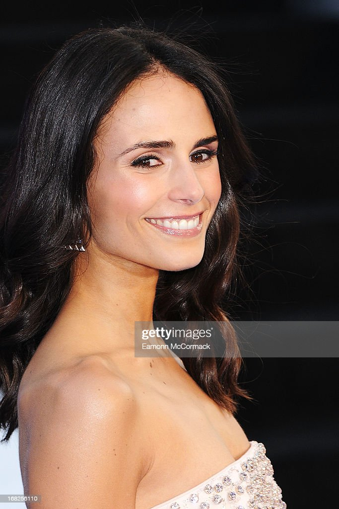 Jordana Brewster attends the World Premiere of 'Fast & Furious 6' at Empire Leicester Square on May 7, 2013 in London, England.