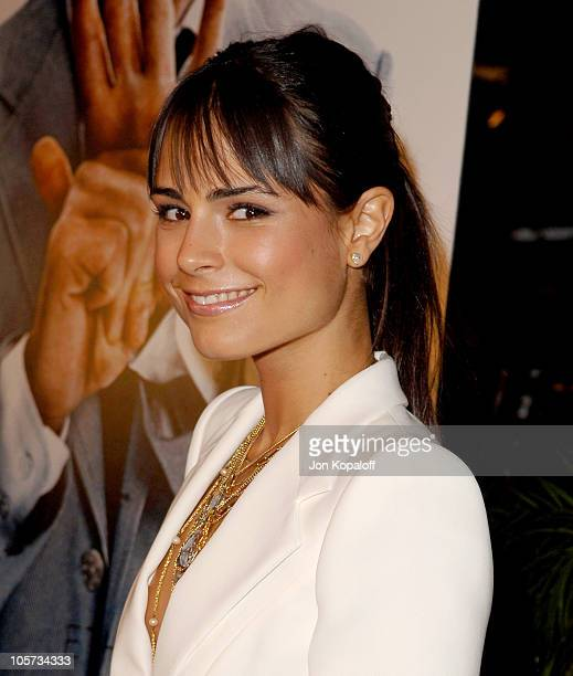 Jordana Brewster during 'DEBS' Los Angeles Premiere Arrivals at ArcLight Hollywood Theatre in Hollywood California United States