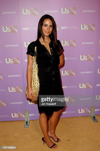 Jordana Brewster during US Weekly's Young Hollywood Hot 20 September 16 2005 at LAX in Hollywood California United States