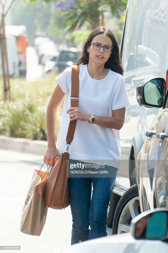 <a gi-track='captionPersonalityLinkClicked' href=/galleries/search?phrase=Jordana+Brewster&family=editorial&specificpeople=207174 ng-click='$event.stopPropagation()'>Jordana Brewster</a> is seen on June 30, 2016 in Los Angeles, California.