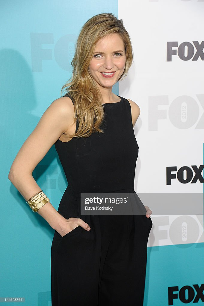 Jordana Spiro attends attends the Fox 2012 Programming Presentation Post-Show Party at Wollman Rink - Central Park on May 14, 2012 in New York City.