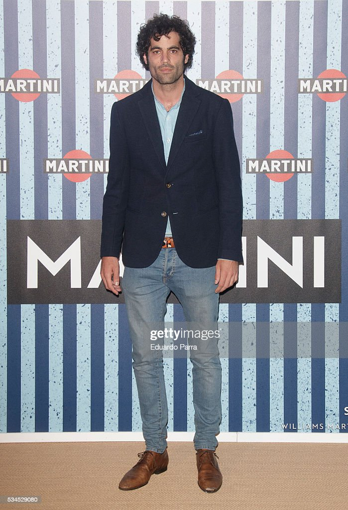 Jordi Mestre attends the Martini Terrace party at Madrid Citi Hall on May 26, 2016 in Madrid, Spain.