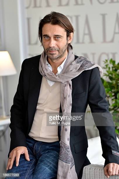 Jordi Molla attends the 7th Rome Film Festival at Lancia Cafe on November 17 2012 in Rome Italy