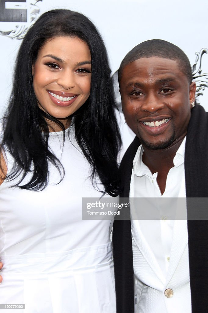 <a gi-track='captionPersonalityLinkClicked' href=/galleries/search?phrase=Jordin+Sparks&family=editorial&specificpeople=4165535 ng-click='$event.stopPropagation()'>Jordin Sparks</a> (L) and Harmony Samuels attend the 1st Annual Grammy Producers Brunch honoring Rodney Jerkins held at Xen Lounge on February 5, 2013 in Los Angeles, California.